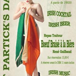 Soirée St Patrick