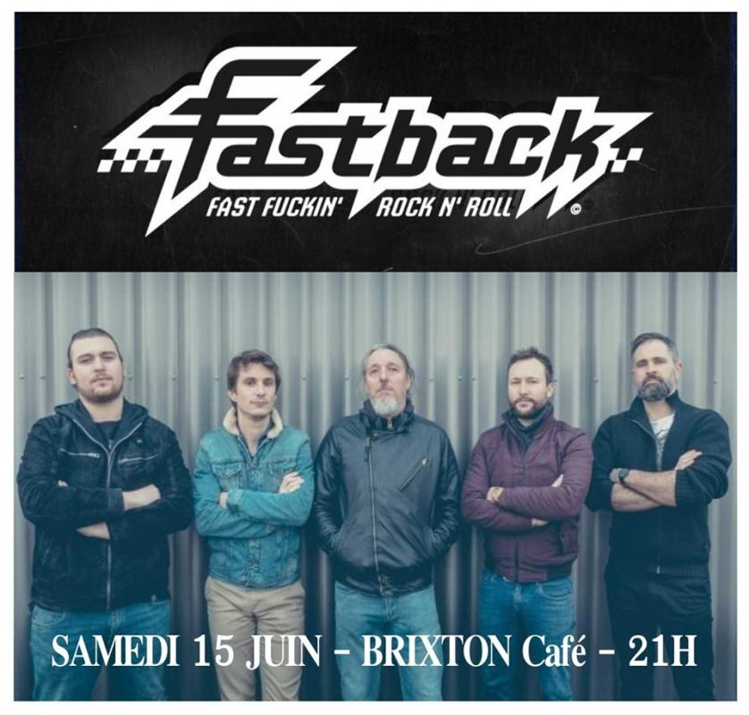 Affiche fastback