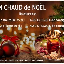 Vin Chaud de Noël Maison